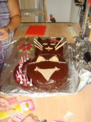 Katzenkuchen MEEEEOOOWWW - Rezept - Bild Nr. 9
