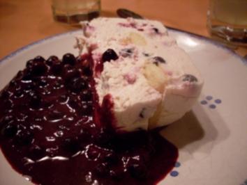 Heidelbeer - Joghurt - Terrine - Rezept