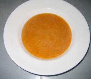 Türkische rote Linsensuppe - Rezept