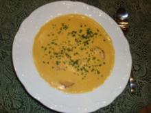 Suppen - Cabanossi - Suppe - Rezept