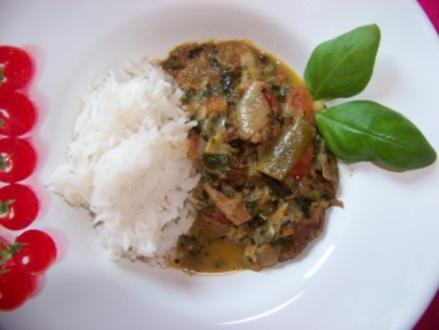 Chilis Indisches Curry (Rogan Josh Original) - Rezept