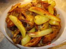 Scharfes Huhn - Rezept