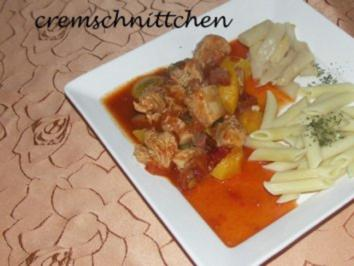 Putengulasch - Rezept - Bild Nr. 2