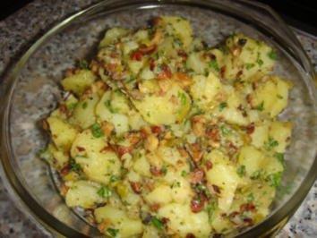 Kartoffelsalat einmal ganz anders - Rezept