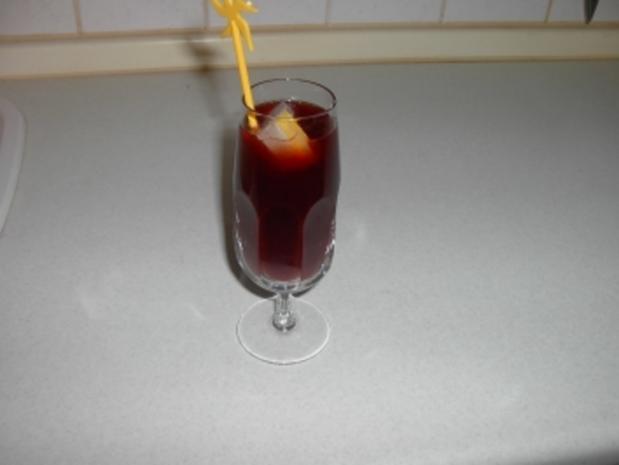Drachenblut - Rezept