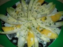 Chicorée-Mango-Salat - Rezept
