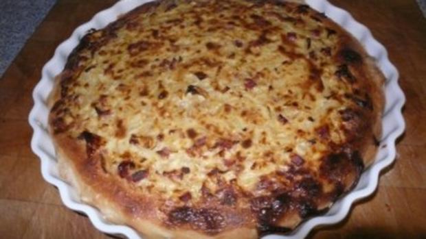 Zwiebelkuchen wie bei Muttern - Rezept - Bild Nr. 2