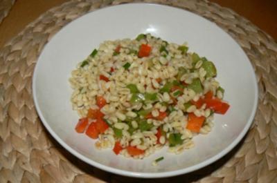 Bunter Ebly -Salat - Rezept