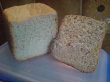 Brot - Haferflockenbrot für den BBA - Rezept