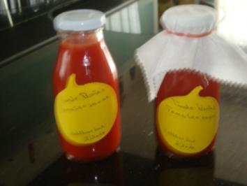 Tante Berta's Tomatensauce - Traumhaft lecker - Rezept
