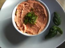 Soßen/ Dips: Lachs-Tunfisch-Butter - Rezept