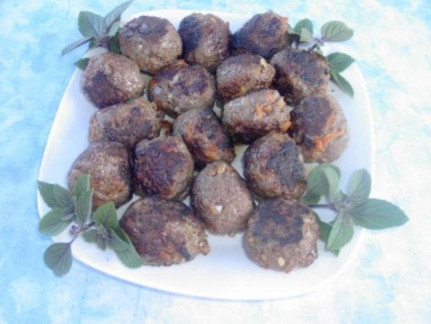 Tatar - Bällchen - Rezept