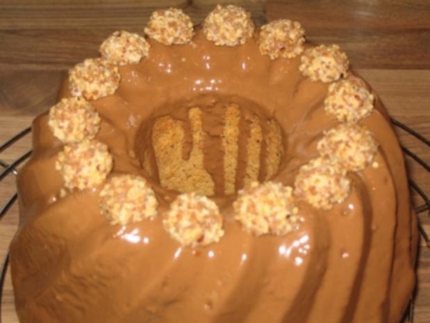 schneller Amaretto-Nuss-Kuchen - Rezept - Bild Nr. 5