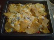 Kartoffelchips-Auflauf - Rezept