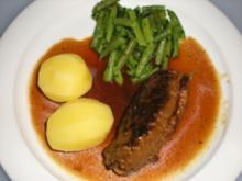FLEISCH: Rinderrouladen klassisch - Rezept