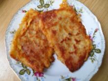 Schinken-Käse-Schnitzel - Rezept