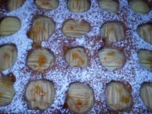 Versunkener Apfelkuchen - Rezept