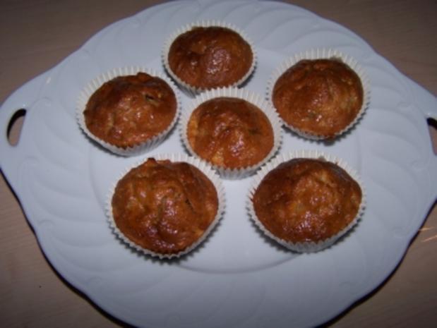 Apfel-Muffins - Rezept
