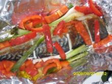 Fisch: Kräutermakrelen im Silbermäntelchen - Rezept
