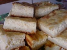 Quarkkuchen vom Blech - Rezept
