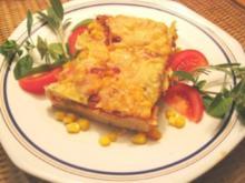 Blech Pizza  einfach & sehr lecker - Rezept