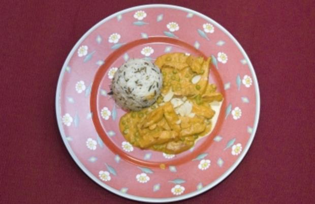 Shahi Paneer - Indischer Käse in Tomaten-Sahne-Soße mit Mandeln (Wolfgang Bahro) - Rezept