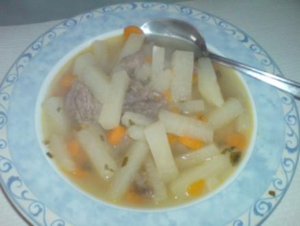 Kohlrabi-Möhren- Eintopf - Rezept