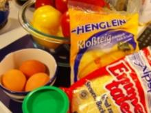2erlei Gemüseauflauf mit Knödelkäsekruste - Rezept