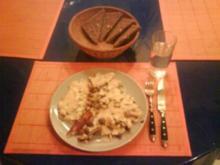 Eier: Stockschwämmchen-Omelett - Rezept