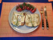 Abendbrot: Arme Ritter mit Käse - Rezept
