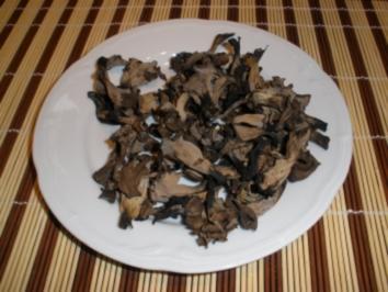 Rezept: Sonstiges - Pilzpulver