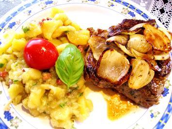 Bayrischer Kartoffelsalat ... - Rezept - Bild Nr. 8297