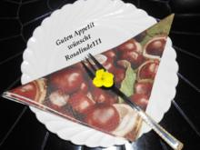 Aprikosen-Schoki-Kuchen - Rezept