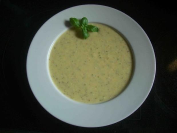 Zucchinisuppe - Rezept - Bild Nr. 3