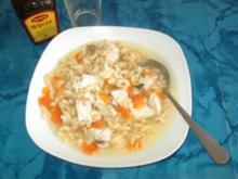 Hühner-Nudel-Topf - Rezept