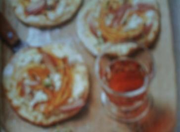 Kürbis Flammkuchen - Rezept