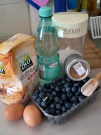 Pfannekuchen mit Blaubeeren - Rezept - Bild Nr. 2