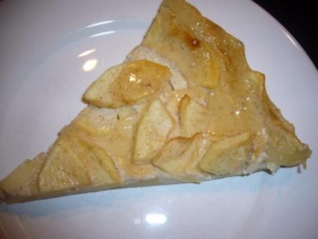 Apfel -Blätterteig-Kuchen - Rezept - Bild Nr. 8