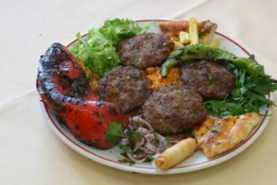 Köfte (Türkische Frikadellen) - Rezept