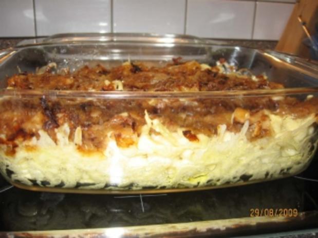 Käsespätzle vegetarisch - Rezept - Bild Nr. 14