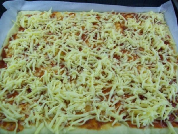 "Pizza "" Mare"" e ""Amore"" - Rezept - Bild Nr. 7"