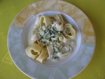 - Pasta Gorgonzola - - Rezept