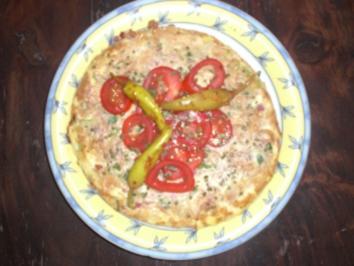 Mein Omelette - Rezept