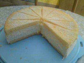 frischkäse kuchen