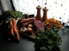Mein Rinderbraten - Rezept