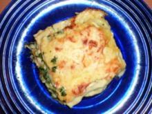 Spinat-Lachs-Lasagne - Rezept