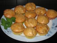 Mirabellen-Joghurt-Muffins - Rezept