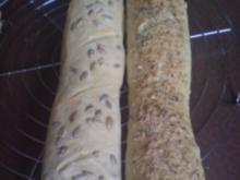 Brot - Baguette - Rezept