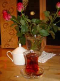 Rezept: Türkischer Tee