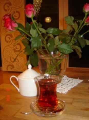 Türkischer Tee - Rezept